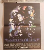 Mystery Men Movie RARE Print