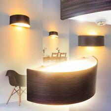 Wandlampe Braun Flur Dielen Buro Gang Leuchten Up Down Schlaf Wohn Zimmer Edel