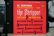 Si Zentner And His Orchestra Play The Stripper And Other Big Band Hits Lp