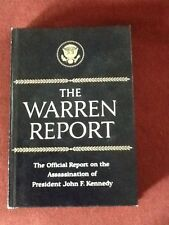 The Warren Report 1964 Official Report on the Assassination of John F Kennedy