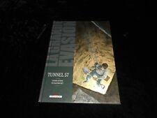 Jouvray / Brachet : La grande évasion : Tunnel 57 Delcourt DL 01/2014