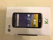 LG K4 K121 - 8GB - Black (Unlocked) Smartphone