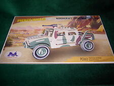 "IDEAL REVENDEUR LOT DE 16 PUZZLES EN 3D ""HUMMER"""