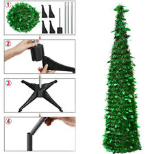 Collapsible Christmas Tree Festival Supplies Decorated Artificial 1Pc Home Decor