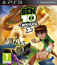 Ben 10 Omniverse 2 ~ PS3 (in Great Condition)