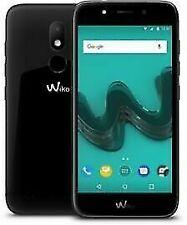 Téléphones mobiles noirs Wiko avec android