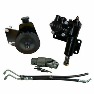 Borgeson Universal Co 999065 Upgrade Power Steering Conversion; For Mopar NEW