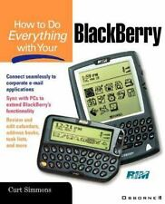 How to Do Everything with Your BlackBerry  Paperback