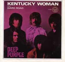 """DEEP PURPLE """"KENTUCKY WOMAN"""" ORIG US 1968 w/PS"""