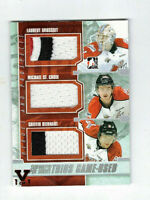 2012-13 ITG Heroes and Prospects Subway Super Series Trios Jerseys #SST09 1/1