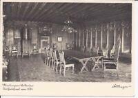 110 Ueberlingen am Bodensee Rathaussaal von 1494 , 1938 AK Baden Württemberg