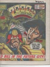 Numbered Bronze Age (1970 - 1979) UK Comics & Annuals