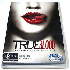 DVD, TRUE BLOOD The Complete First 1st Season, 5 Disc, Region 4