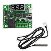 W1209 Red LED Digital Thermostat Temperature Control Switch Board Sensor Module