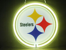 Pittsburgh Steelers Neon Light Sign