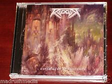 Ripper: Experiment Of Existence CD 2016 Dark Descent, Unspeakable Axe UAR024 NEW