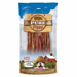 Loving Pet Pure Piggy Dog Treat - ONE PACK