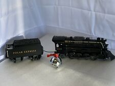 Lionel Polar Express Steam Engine And Coal Car