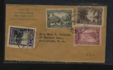 Belgian Congo small cover to Us Kl0817
