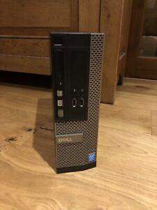 Dell Optiplex 7010 SFF PC Desktop - 120GB SSD, i3-3220, 16GB RAM + Peripherals