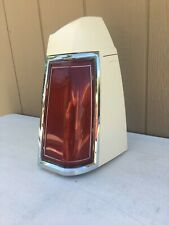 1985-1989 Lincoln Town Car Tail Light (OEM) With Corner Housing