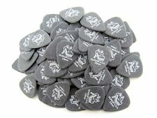 Dunlop Guitar Picks  Gator Grip  72 Pack  2.0mm  Black  417R2.0