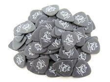 Dunlop Guitar Picks  Gator Grip  72 Pack  2.0mm  Black  417R2.0