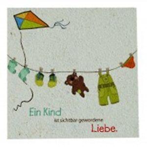 """Jura-Relief vierfarbig bedruckt / Naturstein -  """"Ein Kind ist ... """" 156035"""