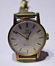 Vintage Ladies Omega Geneve mechanical watch NO RESERVE