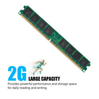 Ram/Memory 2GB DDR2 PC2-6400 800MHz Desktop Computer PC DIMM 240pin Memory RAM