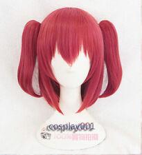 Love Live! Sunshine!! Aqours Kurosawa Ruby Wig Ponytails Cosplay Wig + Wig Cap