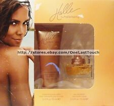 HALLE* by HALLE BERRY 2pc Gift Set 0.5 oz Eau De Parfum+Moisturizing Body Lotion