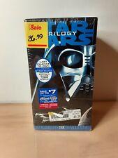 Star Wars Trilogy VHS Sealed