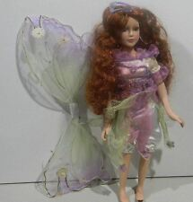 Ashley Cooper Doll Red Hair Fairy With Wings!