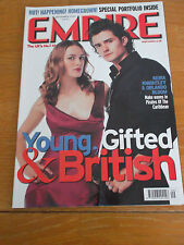 EMPIRE MAGAZINE 171 SEP 2003 PIRATES OF THE CARIBBEAN AMERICAN PIE HARRISON FORD