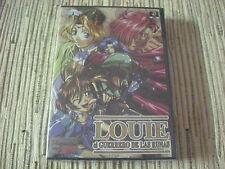 DVD SERIE ANIME LOUIE EL GUERRERO DE LAS RUNAS 24 EPISODIOS 5 DVD´S NUEVO