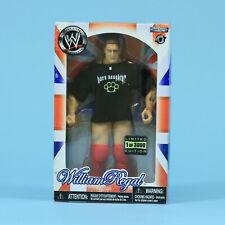 William Regal - Limited Edition 1 of 3000 Figure - WWE WWF Jakks RA Exclusive