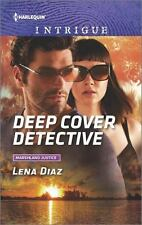 Deep Cover Detective (Marshland Justice) by Diaz, Lena