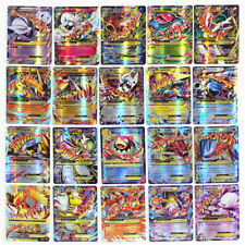 60pcs Pokemon TCG Card GUARANTEED All MEGA Holo Flash Trading Cards Art Toy