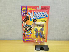 Toy Biz Marvel Uncanny X-Men 1992 3rd Edition Wolverine Blue Pants figure, New!