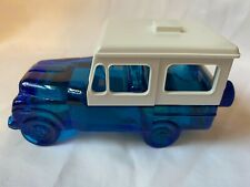Vintage Avon Extra Special Male Collector Cologne Bottle Mail Truck with Box