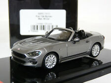 BBR BBRC181C 1/43 2017 Fiat 124 Spider Handmade Resin Model Car