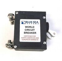 Blue Sea Systems Double 10 Amp World Circuit Breaker #34-10A for RVs