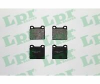 LPR Brake Pad Set, disc brake 05P109
