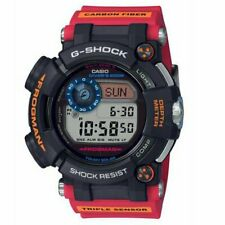Casio G-Shock FROGMAN GWF-D1000ARR-1JR Antarctic Research ROV Model Red Japan