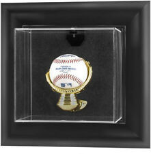 Baseball Display Case Wall Mounted (BAS-202-CU) Choice Of Frame