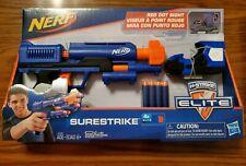 NERF N-Strike Elite - SureStrike - Red Dot Sight Gun - NEW IN BOX w/darts - 2017
