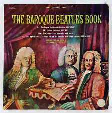 "Joshua Rifkin - The Baroque Beatles Book 1965 Elektra 12"" 33 RPM LP (EX)"