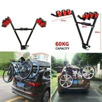 2 BICYCLE REAR MOUNT CARRIER CAR RACK for BMW I3 i3 13-ON