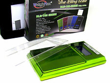Weighmax The Bling Scale Green - 100g x .01g - Batteries Included - Tare Funct.